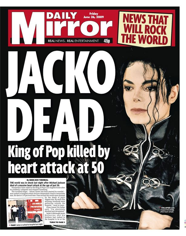CY21581860Daily Mirror fron