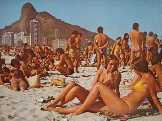 Everyday Life in Rio de Janeiro in the 1970s (28)
