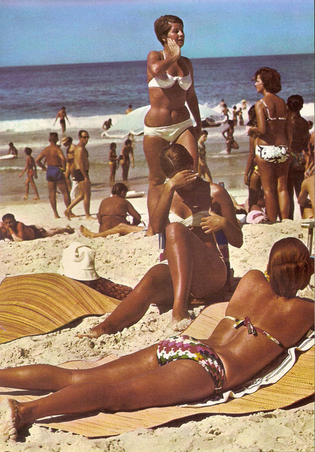 Everyday Life in Rio de Janeiro in the 1970s (39)