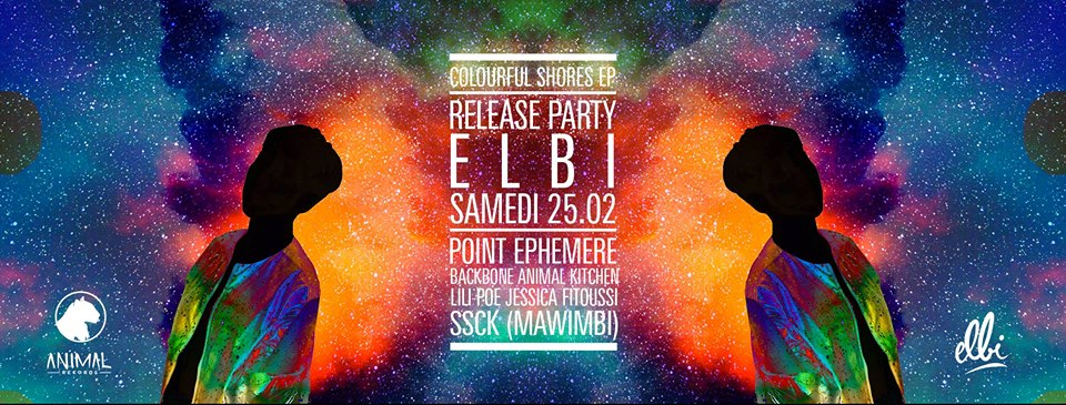 3 Release Party Elbi