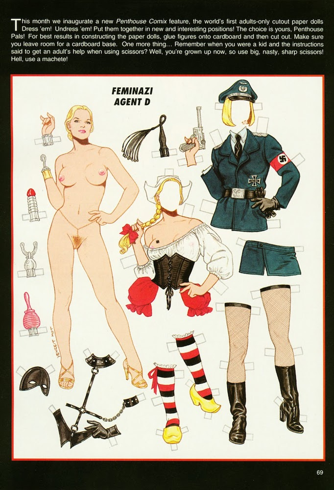 Paper Doll by Yenreit Mot -Penthouse Comix - Mister Gutsy post (3)