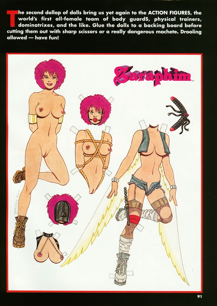 Paper Doll by Yenreit Mot -Penthouse Comix - Mister Gutsy post (9)