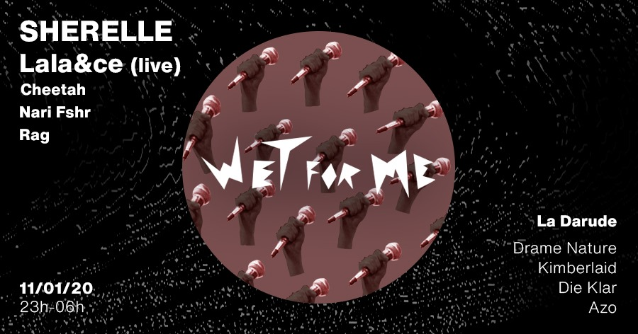 Wet for me