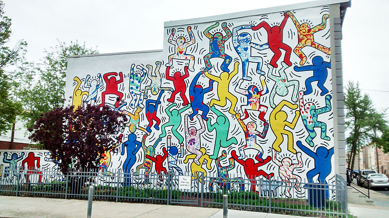 800px-Keith_Haring_We_Are_The_Youth