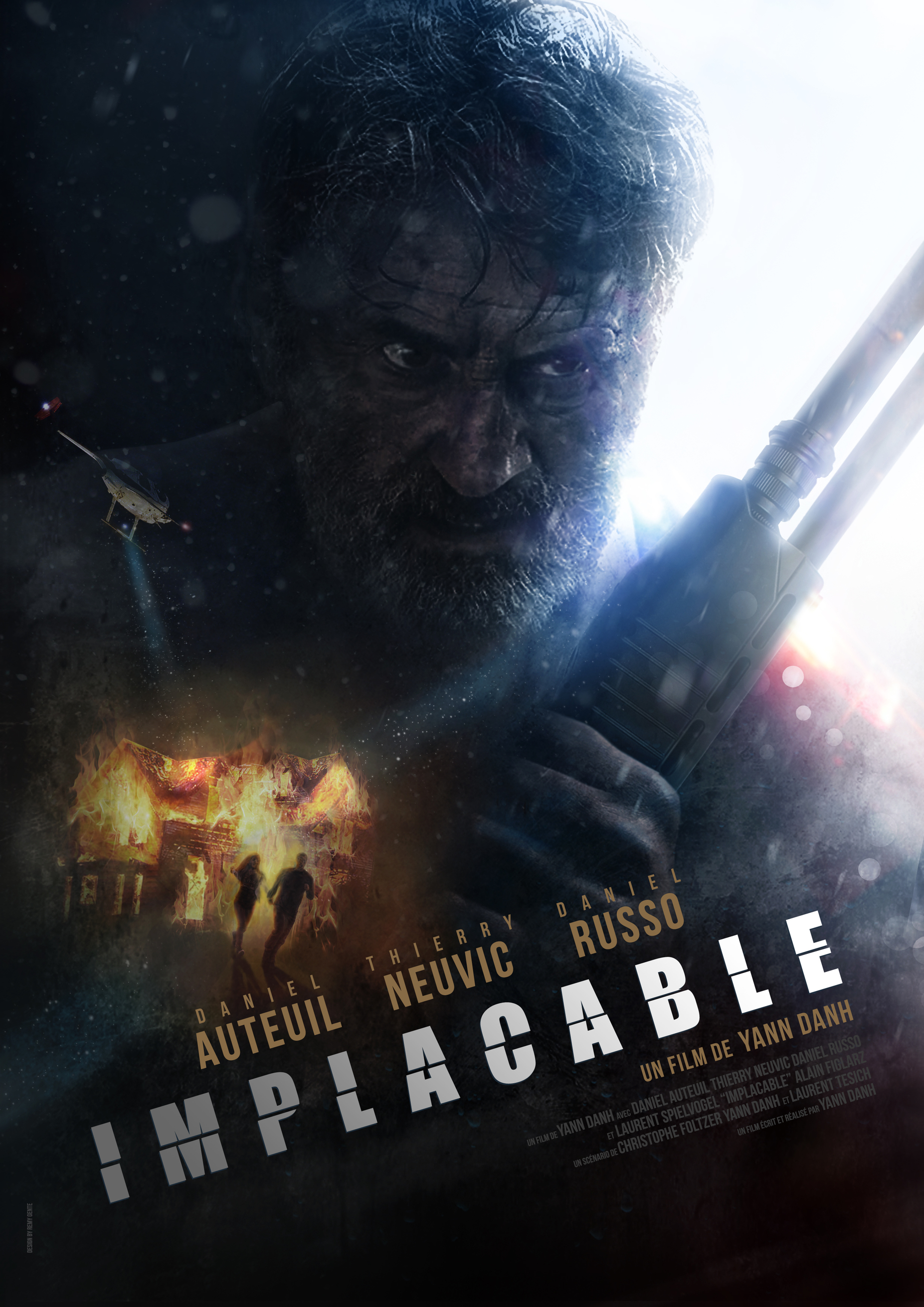 IMPLACABLE Poster