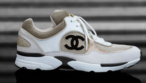 Brain Magazine Leche Vitrines Sneakers Chanel